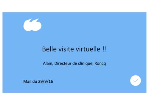 AVIS D'UN DIRECTEUR DE CLINIQUE